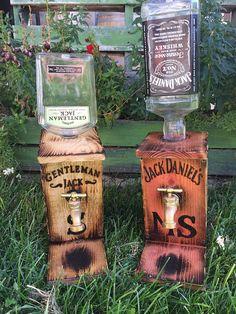 Liquor dispensers