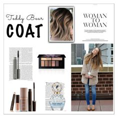 """irt"" by sunshine-189 ❤ liked on Polyvore featuring Smashbox, Laura Mercier, Balmain, Marc Jacobs and MAC Cosmetics"