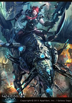 Metal Dragon 2 by Ignacio Bazán Lazcano (neisbeis)
