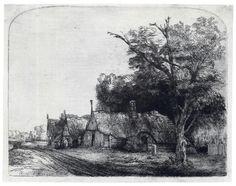 Rembrandt Boerderijen
