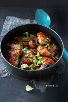 What will be for dinner sometime this week: Honey Sriracha Chicken
