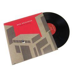 Madlib: Bad Neighbor Instrumentals Vinyl 2LP – TurntableLab.com