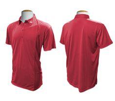 Polo Tričko Červené