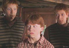 their faces :D