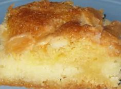 """Kentucky Chess Bars Recipe """"This recipe will make you slap the dog and spit on the fire."""" Well with a recommendation like that, how can you NOT make it? Chess Bars, Chess Squares, Chess Pie, Easy Desserts, Delicious Desserts, Yummy Food, Unique Desserts, Diabetic Desserts, Ooey Gooey Butter Cake"""