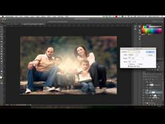 Whoa! This really looks like the effect of a 200mm lens. ▶ Bokeh Tutorial - YouTube