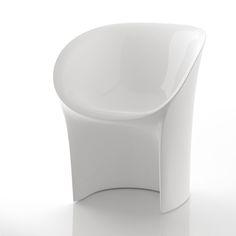 Moon Chair by Tokujin Yoshioka #Chair #Tokujin_Yoshioka