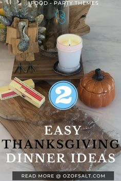 Thanksgiving is a time to enjoy a family meal together with gratitude. With our current situation, we would opt for a COVID friendly dinner preparation. Check this blog to learn more about 2 easy Thanksgiving Dinner ideas that would impress your guest this year! #thanksgivingdinner #ounceofsalt #thanksgivingdinnerideas #easythanksgivingideas Easy One Pot Meals, Easy Family Meals, Easy Weeknight Dinners, Easy Thanksgiving Dinner, Thanksgiving Wishes, Dinner Menu, Dinner Ideas, Healthy Dinner Recipes, Delicious Recipes