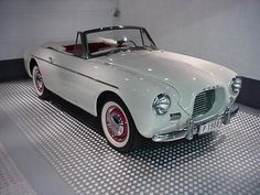 The is Volvo's Only Sports Car, Built On A Tubular Frame, With A Body Of Fiberglass-Reinforced Plastic. First Introduced In The Car Was Produced For Only Two Years, From The Car On Display Will Be Chassis – One Of Only 71 Ever Produced. Vintage Cars, Antique Cars, Volvo Cars, Mode Of Transport, Car Car, Hot Cars, Concept Cars, Classic Cars, Classic Motors