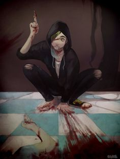 He just wanted to be a doctor. Epic Art, Antisepticeye, Jacksepticeye, Character Design, Antisepticeye Fanart, Jacksepticeye Fan Art, Creepy, Anime, Fan Art