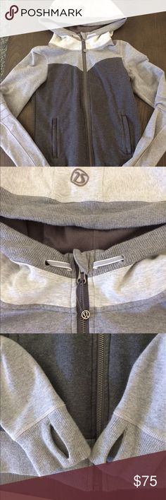 Last chance for Lululemon Bliss Break hoodie EUC lululemon bliss break hoodie in size 4. This is so cute and goes with everything!! 💜💕 last chance to purchase (taking listing down 6/12/17) lululemon athletica Tops Sweatshirts & Hoodies