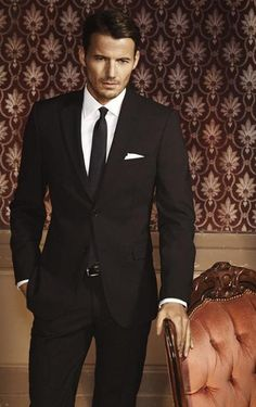 Nice suit.