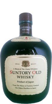 Suntory Old Whisky
