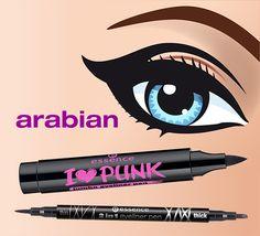 eyeliner tutorial   essence cosmetics