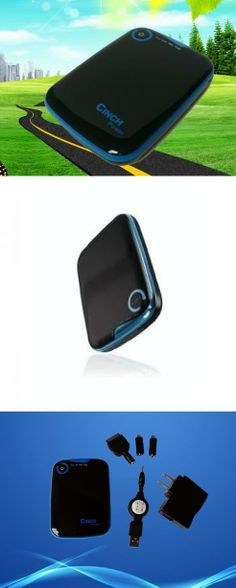 Cinch Power 5000 mAh External Battery for Blackberry Curve 8300, 8310, 832, 8330, 8350 + Travel Adapter Huge Capacity 5000mAh, about 400% of 3G 3Gs iphone battery life capacity. Elegant and stylish design, truly portable. The really compact professional solution to provide extra power to the mobile user. Strong and Light.. Easy to use and carry, comes with USB cable, iphone connector and AC fast c... #Cinch_Power #CE