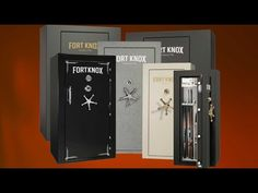 Are Your Guns Fort Knox Safe? | Fort Knox is the most trusted name in security. See how the distressed look, crane hinge door and multi-layer steel construction make these vaults the best protection for your valuable gun collection. | © GUNS Magazine 2016
