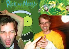 Amazing People, Good People, The Cosby Show, Justin Roiland, Dan Harmon, Controversial Topics, Voice Acting, Bill Cosby, Adult Cartoons