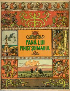 Pana lui Finist Soimanul - Basm rusesc Ivan Bilibin, Baba Yaga, Cycle 3, Conte, Drawing, Illustrators, Fairy Tales, Witch, Ink