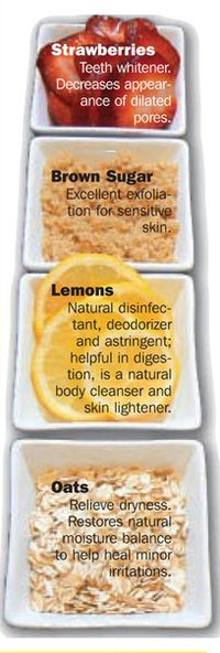 10 homemade natural beauty and spa treatments found right in your kitchen - Special Sections   Organic Beauty Trends