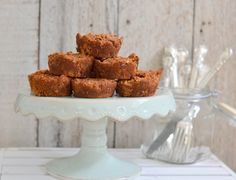 Healthy Nut Muffins