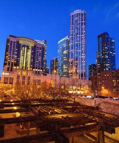 Beautiful Chicago http://www.travelandtransitions.com/destinations/destination-advice/north-america/