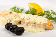 Losos v smotanovej omáčke Sushi, Health Fitness, Breakfast, Ethnic Recipes, Morning Coffee, Fitness, Health And Fitness, Sushi Rolls