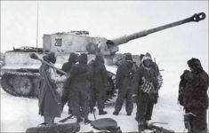 Kampfgruppe Bäke 1944.  s.Pz.Abt 503 , II./Pz.Rgt 23.