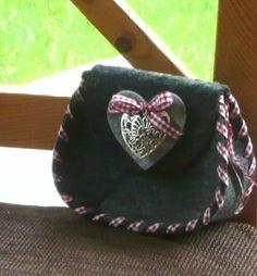 Trachtentaschen - Gürteltasche - ein Designerstück von Deko-Huette bei DaWanda