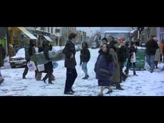 Notting Hill, the four seasons scene with that old Bill Withers song (Ain't No Sunshine). Cleverly done.