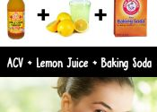 3 home remedies for keeping beautiful & glowing skin. You can try one or try them all! 1. For Clear Skin – Mix 1 egg yolk with 1 tbsp. Honey & 1 tbsp. Baking Soda until pasty. Apply t…