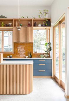 Wood Slat Trend - The Merrythought