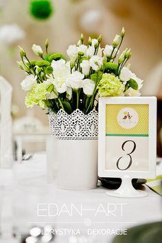 Dekoracje weselne Edan-Art, Kwiaty do ślubu warmińsko-mazurskie. Bajkowy Zakątek…