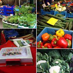 Du hast Lust auf frisches & leckeres Gemüse aus der Region? Dann bist du auf dem Bauernmarkt genau richtig ;-) Heute bis 18 Uhr auf dem Friedensplätzchen... #duesseldorf #bilk #urban