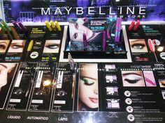 Maybelline Kiosks - Brasil