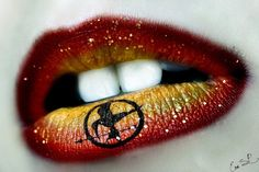 From 'Harry Potter' To 'Game Of Thrones' - These Lip Art Designs Will Blow Your Mind