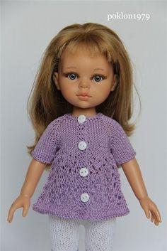 Летняя одежда для Paola Reina 35 см / Одежда для кукол / Шопик. Продать купить куклу / Бэйбики. Куклы фото. Одежда для кукол