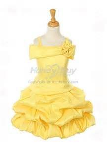 Yellow Flower Girl Dresses Cheap - Bing Images