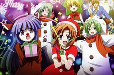Higurashi When They Cry: Maebara Keiichi(+Furude Rika, Sonozaki Mion & Shion, Ryuugu Rena, Houjou Satoko)