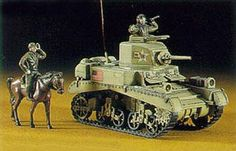 1/72 Light Tank M3 Stuart Mk.I (hsg31103) Hasegawa Plastic Model Military Vehicles