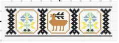 Swedish Bookmark Project · Cross-Stitch   CraftGossip.com