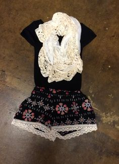 Spring Into Summer | Perfect outfit to transition into spring and also into summer! | Cheerful Heart Gifts - Granbury, TX