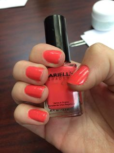 Barielle's Berry Go Round #barielle #nailpolish #shades #manicure #fashion