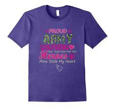 Proud Army Girlfriend t-shirt- army Girlfriend shirt