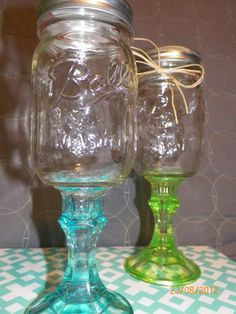 Redneck Wine Glass by VillaCrestDrive on Etsy, $11.99