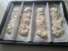 PAN DE CRISTAL CASERO Pan Relleno, Good Food, Yummy Food, Pan Bread, Croissants, How To Make Bread, Bakery, Food And Drink, Meals