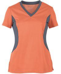 Scrubs Uniform, Gym Tank Tops, White Crosses, Gym Shorts, Scrub Tops, Gym Wear, Active Wear For Women, Types Of Fashion Styles, V Neck Tops