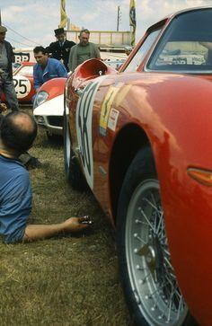 Ferrari Le Mans 64| Flickr - Photo Sharing!