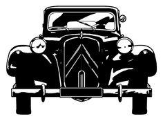 Citro n traction avant 11bl by emile tonneline 1938 for Garage auto passion courbevoie