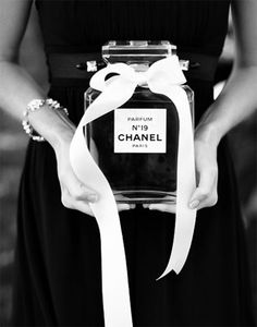 Fashionable Friday: Chanel..I would like a bottle this size too