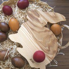 Soon Easter! No Gift For Your Loved Ones? The Rabbit Cutting Board From JA  · SchneidebrettHaus KüchenWeichspüler ...